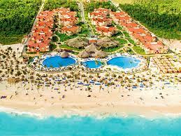 Map Of Punta Cana Punta Cana Hotels And Resorts