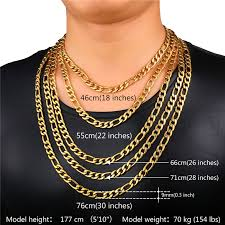 figaro necklace men images Collare figaro chain 316l stainless steel men jewelry wholesale jpg