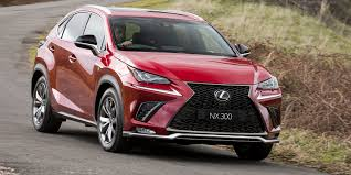 red lexus 2018 2018 lexus nx pricing and specs photos 1 of 38