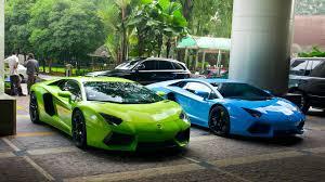 Lamborghini Murcielago Green - light blue metallic would look nice on the aventador lp720 4 50