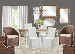 gray dining rooms high contrast dining room makeover plans bless u0027er house