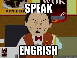 Southpark Meme - speak engrish south park city wok south park pinterest south
