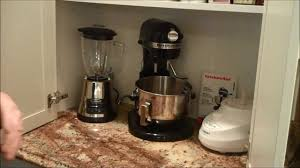 Storage Ideas For Small Kitchens by Smart Storage Idea For Your Small Kitchen Appliances Youtube