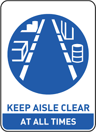 keep area clear signs keep clear signs