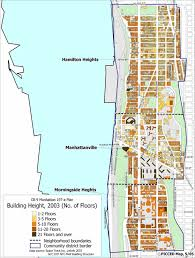 New York City Council District Map by The District Manhattan Community Board 9
