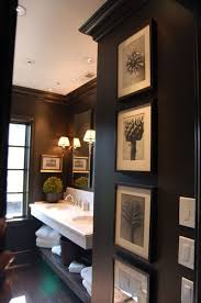 best 25 black powder room ideas on pinterest black bathrooms