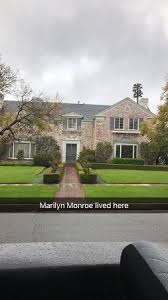 marilyn monroe house address marilyn monroe s old house picture of ultimate hollywood tours