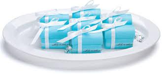 Treasure Chest Favors by Aqua Blue Treasure Chest Ribbon Box Hansonellis