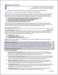 Examples Of Resume Writing by Resume Samples For All Professions And Levels