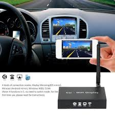 infiniti qx56 vs lexus lx470 wifi mirabox iphone android miracast screen mirroring car stereos