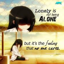 Love Being Me Quotes by I Love Being Alone But I Always Feel Like No One Cares Even When