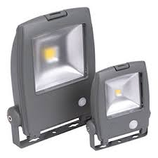 commercial led flood lights newlec 30w commercial floodlight with pir 2255lm 4000k