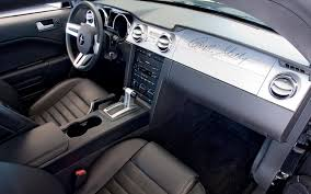 2005 ford mustang gt interior 2006 ford mustang shelby gt h road test motor trend