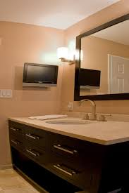 bathroom tv ideas top bathroom with tv ideas designs and colors modern gallery and