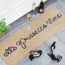 Wipe Your Paws Footprint Doormat Doormats And Rugs Notonthehighstreet Com