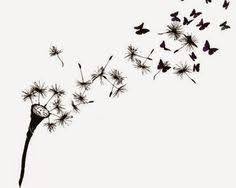 image result for dandelion butterfly designs butterflies