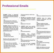 5 professional business email example expense report