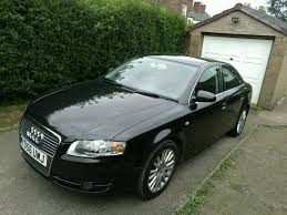 2006 audi a4 1 9 tdi 115 se 4dr manual 2 owners 16 service