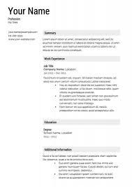 formats of a resume formats for a resume musiccityspiritsandcocktail