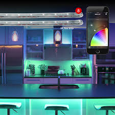 home interior led lights 8x3ft flex strips xkchrome ios android app bluetooth