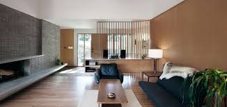 1960s Interior Design From Outdated 1960s House To Modern Family Residence Near Seattle