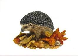 hedgehog figurine leonardo hedgehog figurines yourpresents co uk