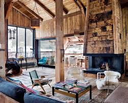 barn home interiors 5 ways to incorporate reclaimed wood and barn house design