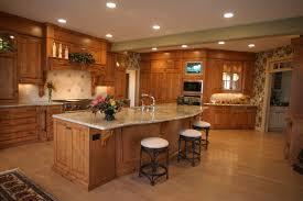 Alder Cabinets Kitchen Knotty Alder Kitchen By Don Justice Cabinet Makers Traditional