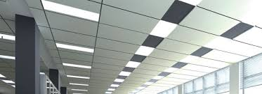 Office Ceiling Light Flat Panel Leds Interlectric Office Ceiling Biuro Pinterest