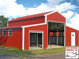 steel barn photo gallery