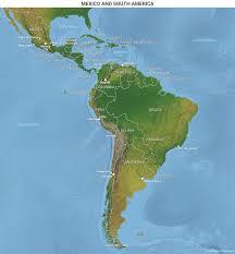 Manzanillo Mexico Map by South America U0027s Strategic Value To Mexico Geopolitical Futures