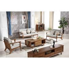 Sofa Set Living Room European Modern Simple Style Living Room Furniture Free