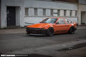 lexus v8 drift pure beauty powered by a nascar v8