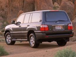 lexus suv 2002 lexus lx470 1998 1999 2000 2001 2002 suv 2 поколение j100