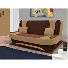 sofa canapé ii canapé lit sofa microfibre hxlxl 100x200x95 cm choix de