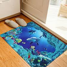 3d Area Rugs 3d Funky Area Rugs With Patterns And Scenery Wow
