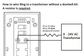 ring doorbell electronics forums