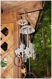 pewter carousel wind chimes metal chimes osb