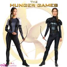 katniss costume womens katniss everdeen hunger fancy