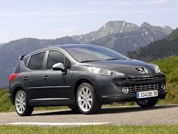 peugeot hatchback models peugeot 207 sw specs 2007 2008 2009 2010 2011 2012