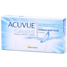 Most Comfortable Contacts For Astigmatism Acuvue Oasys For Astigmatism Contact Lenses By Johnson U0026 Johnson