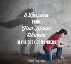 imitation of christ study guide 3 lessons from five brave women in the book of numbers women