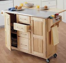 kitchen kitchen cart on wheels in leading kitchen utility cart