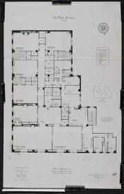 28 best x pre war floor plans images on pinterest penthouses