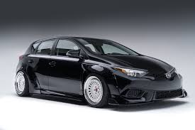 crooks and castles black friday 2015 sema preview the scion im crooks u0026 castles concepts is