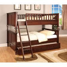 Cherry Bunk Bed Bedroom Bunk Beds Cm Bk001