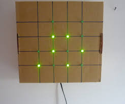 led binary clock 14 steps with pictures