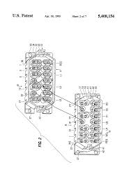 patent us5408154 motor connection block particularly for