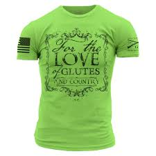 love of glutes and country u2013 grunt style