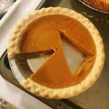 pumpkin pie eater wins the award for worst thanksgiving